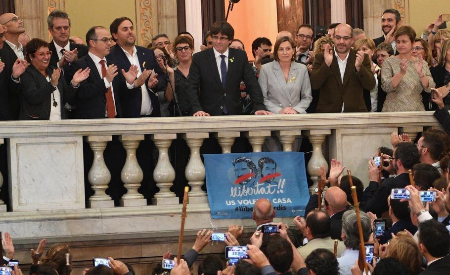 parlamento catalogna