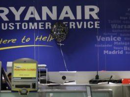 sciopero licenziamenti ryanair