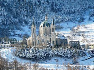 basilica città isernia