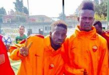 Tre Fontane rifugiati As Roma materiale sportivo biglietti immigrati