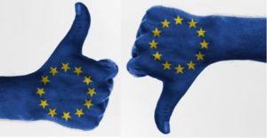 sondaggio gradimento Ue