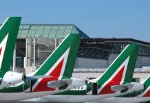 code Alitalia