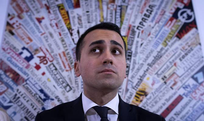 Luigi Di Maio è di nuovo single:
