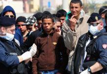 immigrati tunisini torino terrorismo