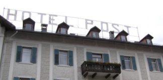 Hotel Post demolizione