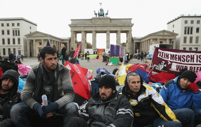 germania richiedenti asilo spariti