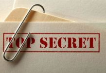 top secret servizi segreti