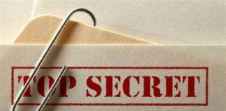 top secret servizi segreti
