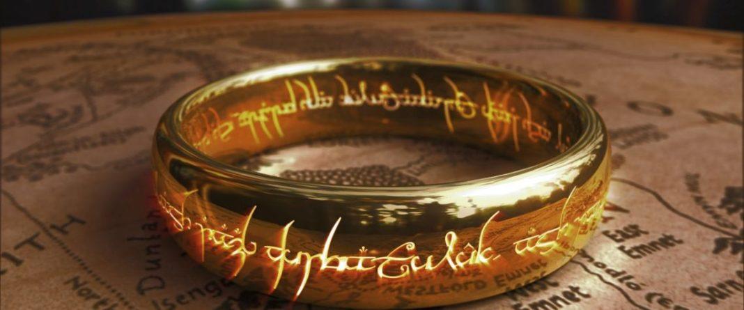 signore degli anelli amazon