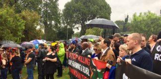 sudafrica stop the murders