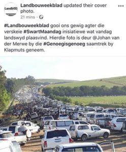sudafrica stopthemurderd
