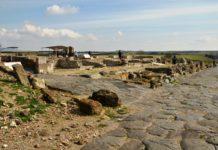 Vulci tomba guerriero etrusco