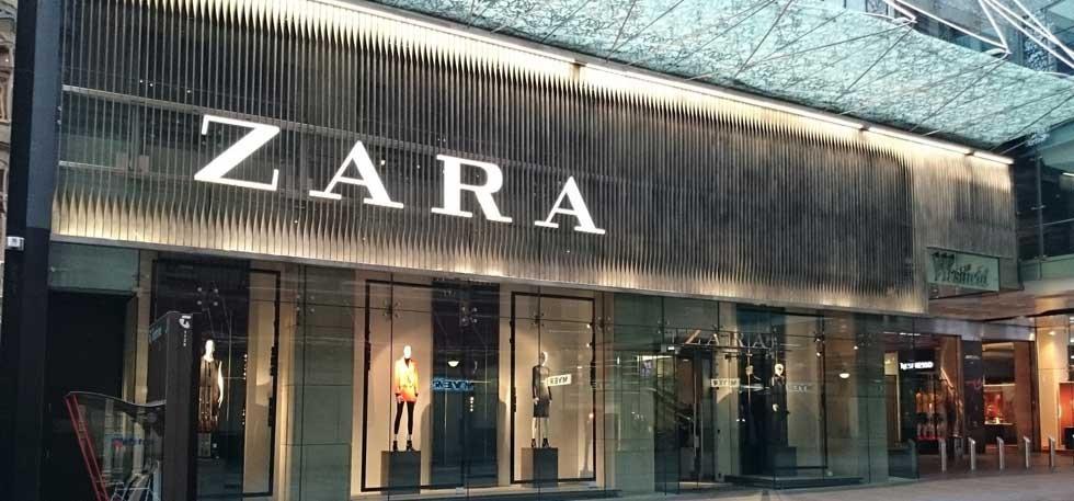 negozio Zara