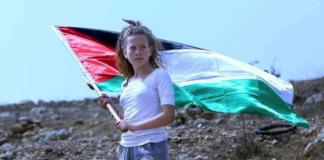 Ahed Tamini adolescente ragazza palestinese arrestata soldati israeliani