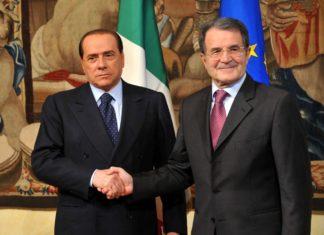 Berlusconi Prodi golpe 2011 libia