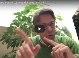 Nicola Porro fascismo centri sociali