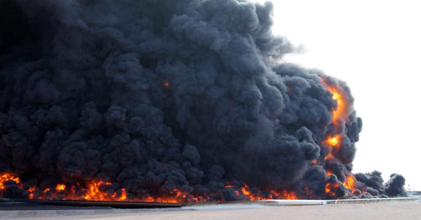 Libia, esplosione in oleodotto in Cirenaica. Media: