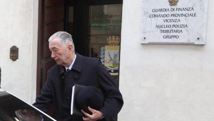Banca Popolare di Vicenza: Zonin, ho perso anch'io dei soldi