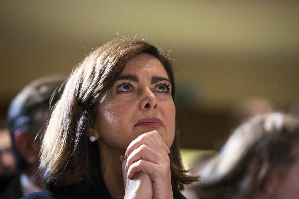 Boldrini passa a Liberi e Uguali: per me