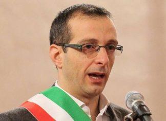 Matteo ricci Claudio Palmulli scorta CasaPound Pesaro pd