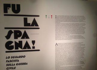guerra civile spagnola mostra 1