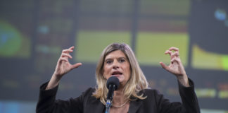 Federica Angeli Pd candidata Leopolda