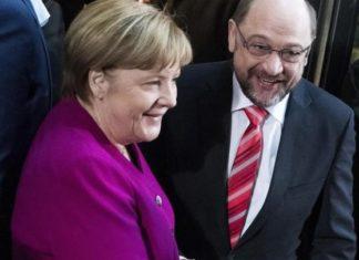 grande coalizione germania