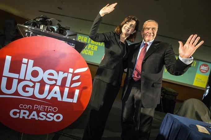 Piero Grasso (Leu):