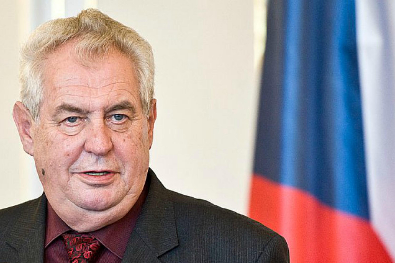Milos Zeman ha vinto le elezioni presidenziali in Repubblica Ceca