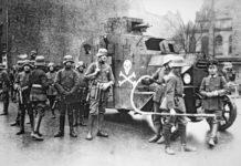 freikorps rivolta spartachista