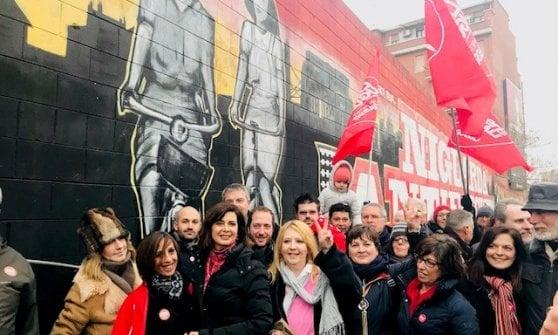 Boldrini: 'Gruppi che si ispirano al fascismo vanno sciolti'