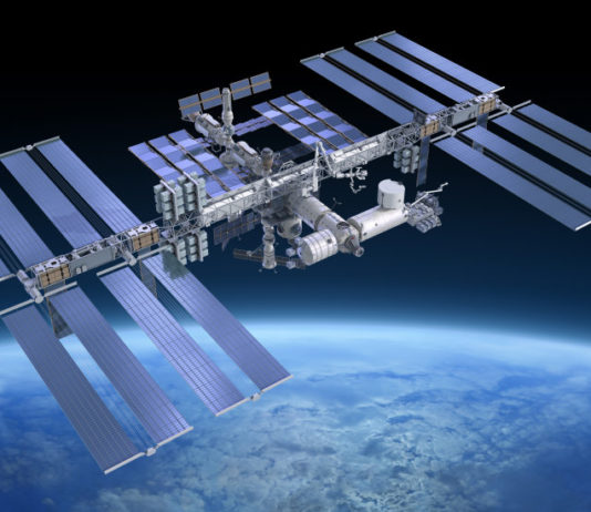 Columbus stazione spaziale