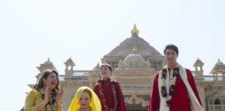 Justin Trudeau visita India