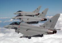 aeronautica militare typhoon