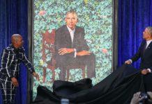obama ritratto ufficiale