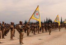 curdi siria afrin