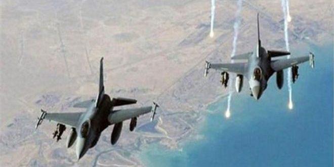 siria bombe stati uniti