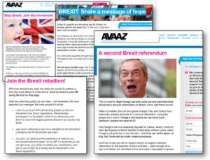 Avaaz Brexit