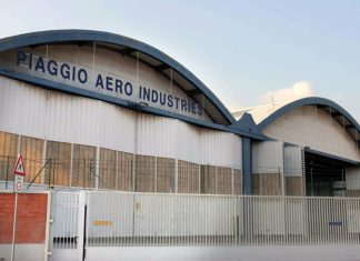 piaggio aerospace cinesi