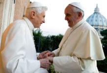 Ratzinger vs. Bergoglio