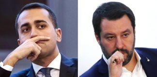 Salvini Di Maio accordo