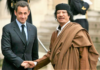 Sarkozy Gheddafi finanziamento illecito