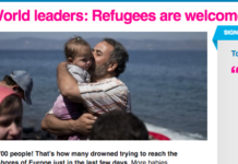 Avaaz Soros immigrazione assad