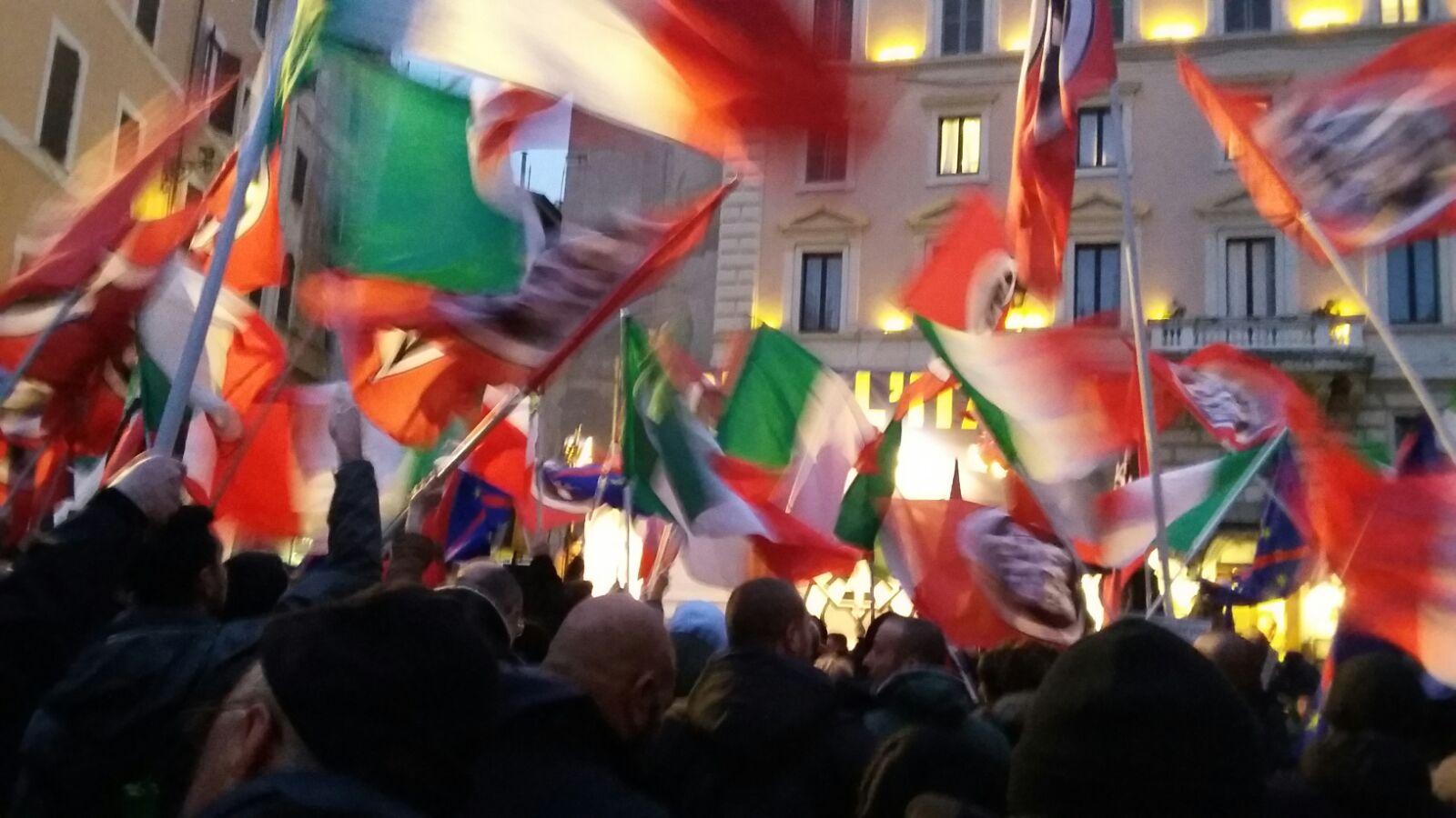 Livorno, CasaPound denuncia: