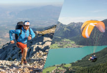 parapendio hike & fly