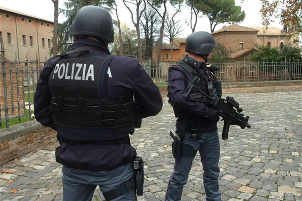 Blitz dei Ros: uomo fermato in Piemonte