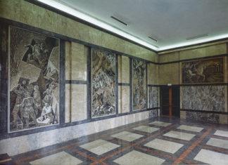 salone dei mosaici ravenna