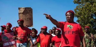 genocidio bianchi sudafrica