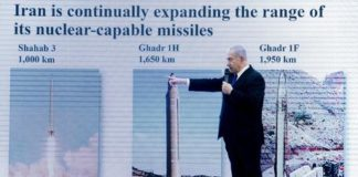 Netanyahu nucleare Iran