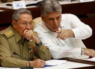 Cuba Castro Diaz-Canel